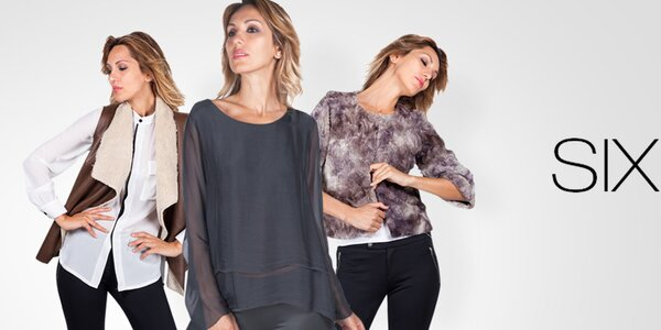 Elegantní módní kousky pro náročné dámy Sixie
