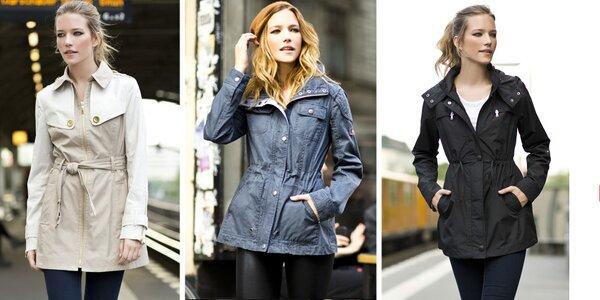 Stylové dámské bundy a kabátky Halifax