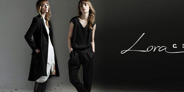 Dámská móda z vysoce kvalitních materiálů Lora Gene