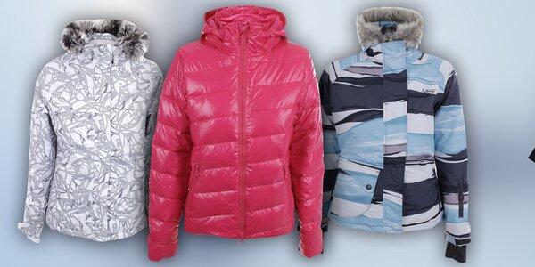 Připravte se na zimu s dámským oblečením Authority