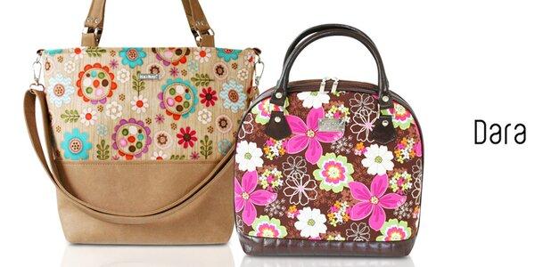 Okouzlující kabelky a peněženky Dara Bags