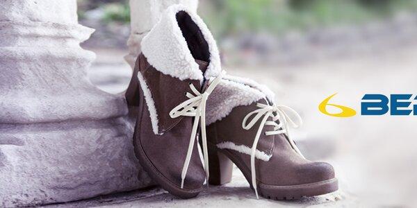Beppi - pohodlné boty pro dámskou i dětskou nožku