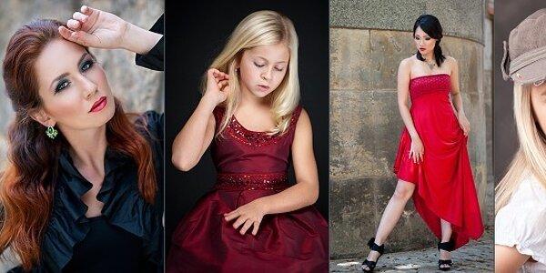 Fotografie dětí, rodiny či portréty od Pavla Šrůtka