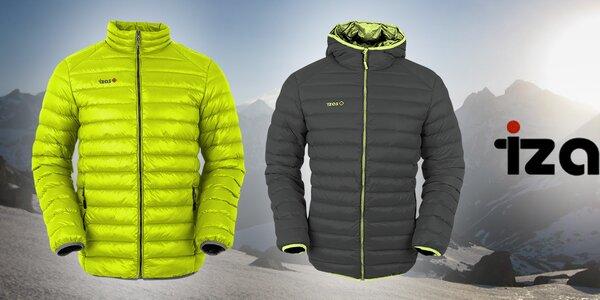 Kvalitní outdoorové oblečení pro muže Izas