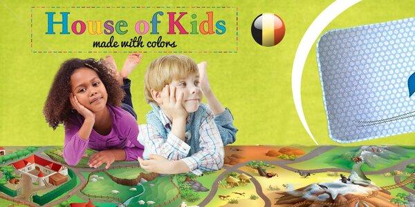 Kouzelné dětské koberce od House of Kids