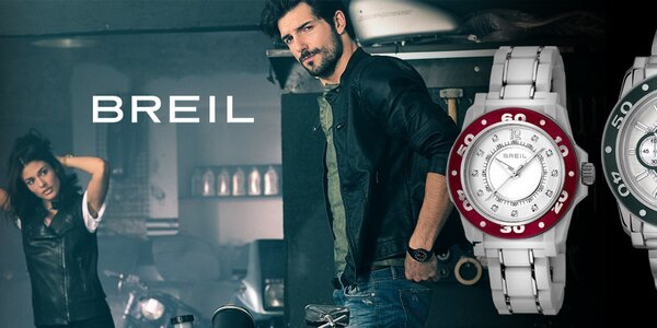 Italské hodinky Breil