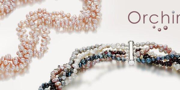 Elegantní a nápadité dámské šperky Orchira