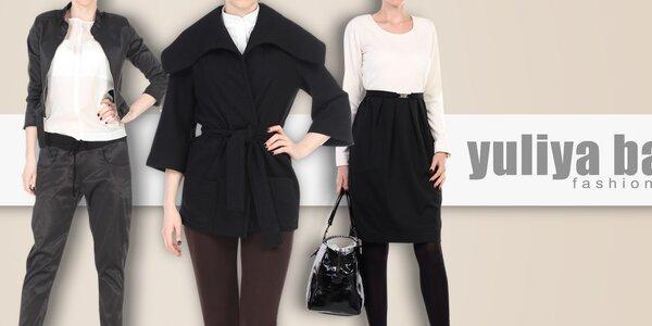 Okouzlující dámská móda Yuliya Babich