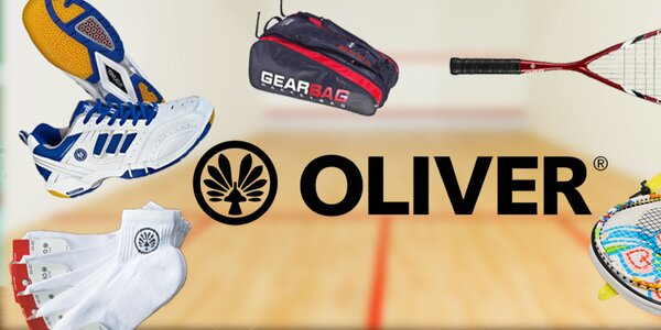Oliver - sportovní vybavení do haly!