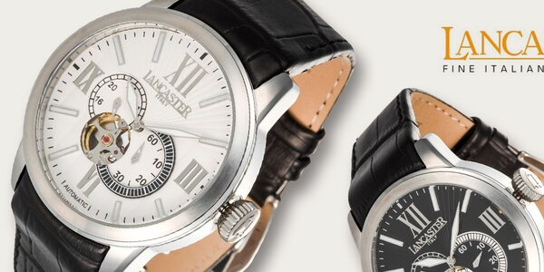 Lancaster - vysoce stylové pánské hodinky
