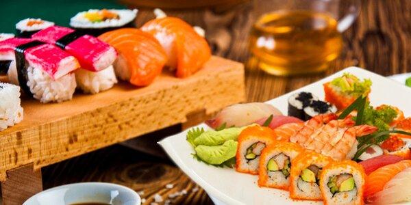 Sushi sety U Fugiho – 3 velikosti, ∞ chutí