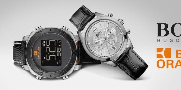 Stylové hodinky pro pánská zápěstí Hugo Boss