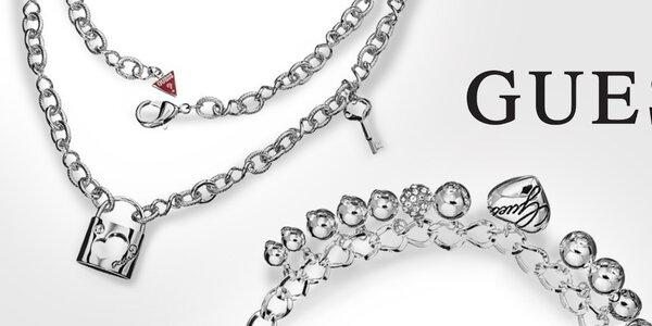 Neodolatelné dámské šperky Guess