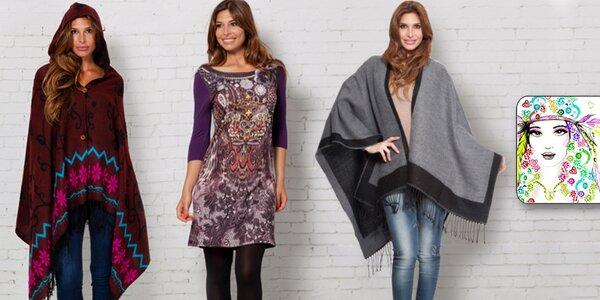 Hravá dámská móda plná barev a vzorů Kool