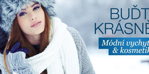 Módní a kosmetické vychytávky na zimu