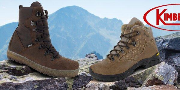 Zimní i trekové boty pro muže Kimberfeel