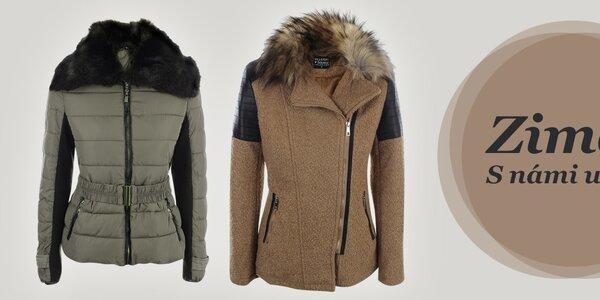 Italské dámské bundy a kabátky Blue Deise, Bilin, Mila Store