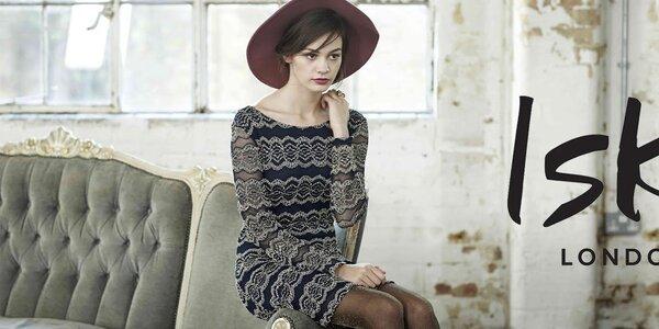 Okouzlující dámská móda plná barev a vzorů Iska