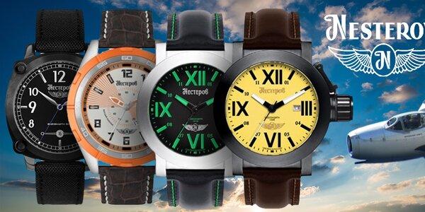 Nesterov pánské letecké hodinky