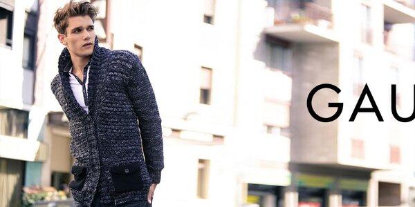 Ležérní pánská móda pro volný čas Gaudí