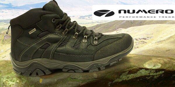 Pohodlné outdoorové boty pro muže Numero Uno