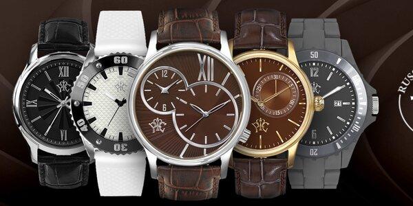 RFS pánské hodinky pro sportovce i elegány
