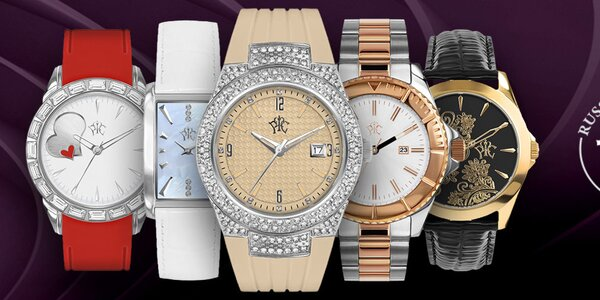 RFS dámské hodinky v elegantním i sportovním stylu