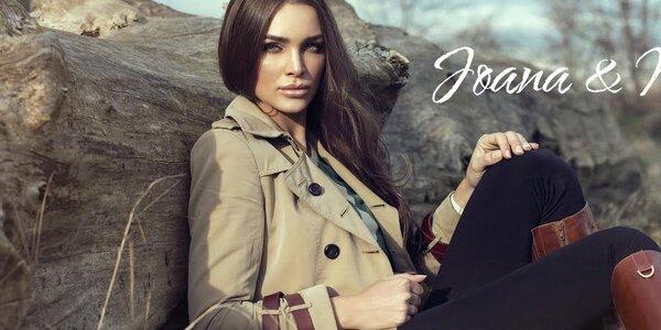 Joana and Paola - elegance pro dámy