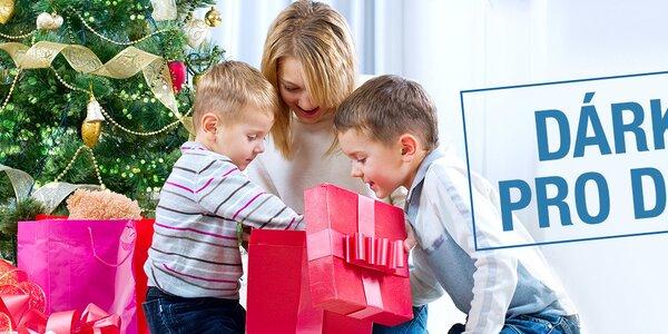 Rozzařte dětské oči tím pravým dárkem