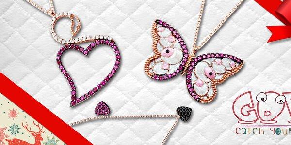 Nápadité a hravé dámské šperky Elite Goby