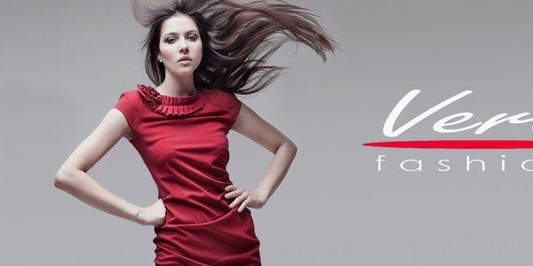 Neodolatelné dámské šaty Vera Fashion