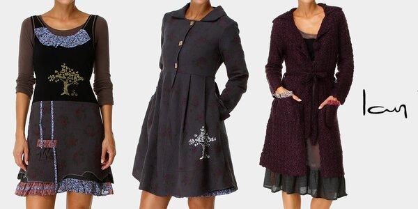 Originální a nápaditá dámská móda Ian Mosh