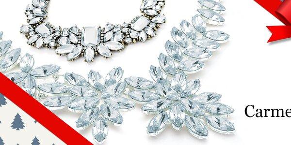 Darujte k Vánocům šperk Carmen Luna