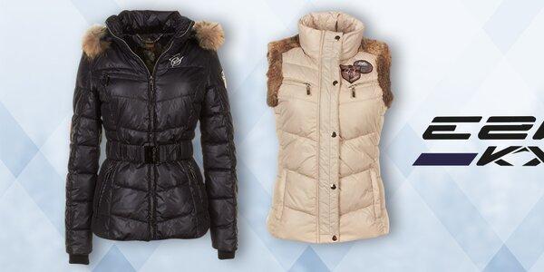 Stylové dámské zimní oblečení a boty E2ko