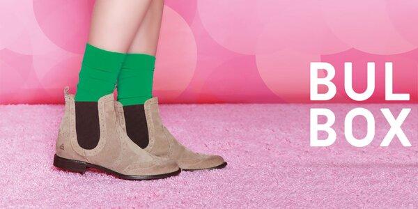 Bullboxer - boty, které budete milovat