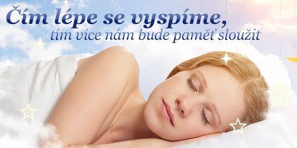 Paměťová pěna - spaní bez počítání oveček!