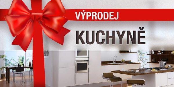 Vánoční výprodej kuchyňských pomocníků