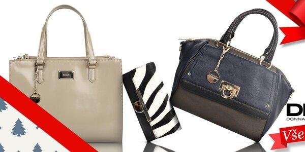 Vánoční tip - Luxusní dámské kabelky a doplňky DKNY