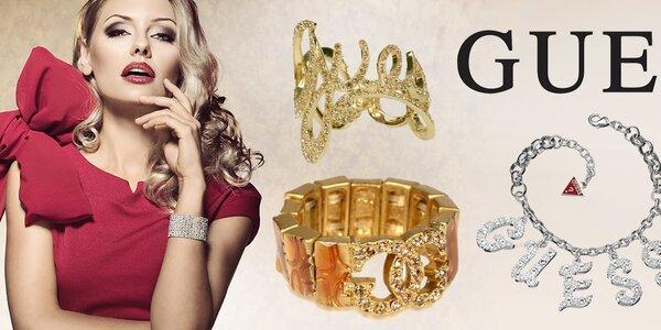 Guess šperky pro každou ženu - skvělý dárek za skvělou cenu