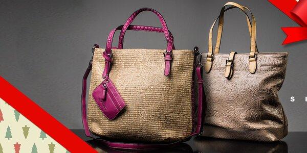 Stylové dámské kabelky Sisley