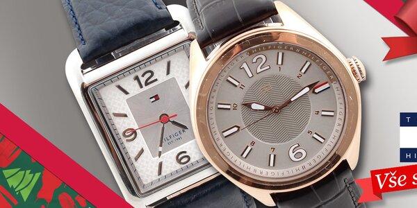 Je čas na dárek - dámské hodinky Tommy Hilfiger