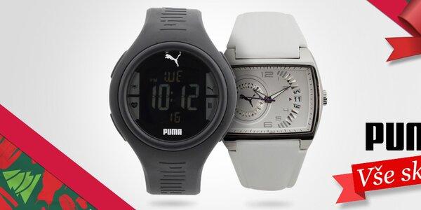 Tip na dárek pod stromeček - sportovní hodinky Puma