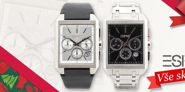Tip na skvělý dárek - stylové pánské hodinky Esprit