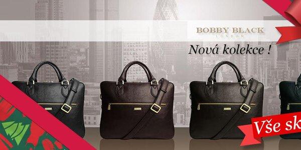 Nová kolekce stylových tašek Bobby Black