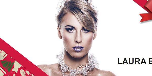 Naježte šperk Laura Bruni - Made with Swarovski elements