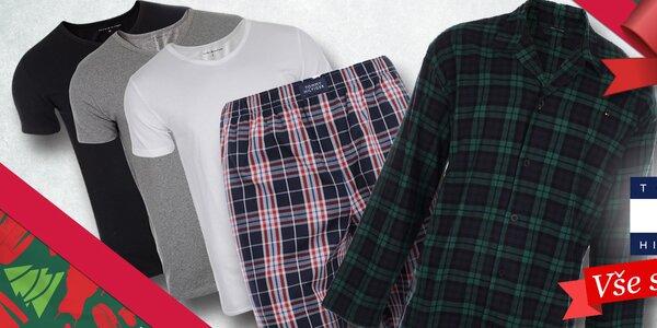 Pánské spodní prádlo a pyžama Tommy Hilfiger
