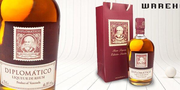 Jen teď! Rum liqueur od Diplomático (0,7 l)