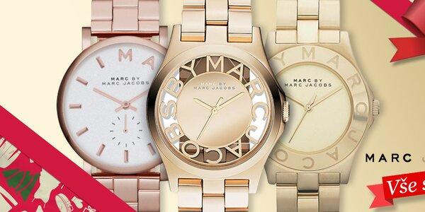 Prožijte vánoční čas s hodinkami Marc Jacobs