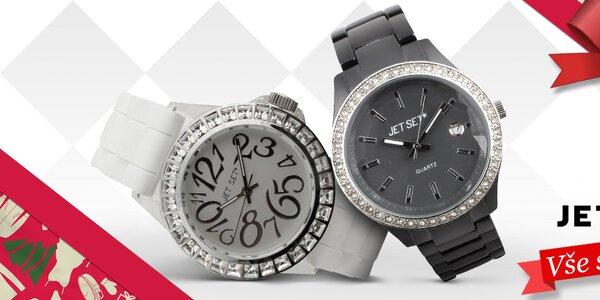 Trefte se dárkem do černého - dámské hodinky Jet Set