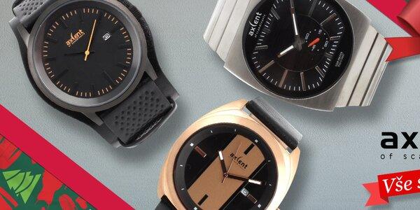 Je čas na dárek - pánské hodinky Axcent